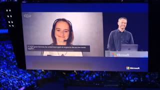 Skype Video Translation