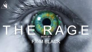 "Boom Bap Rap Instrumental - ""The Rage"" | Freestyle Type Beat Hip Hop | Prod. Fx-M Black"