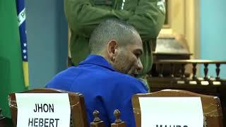 Acusados de matar Cabo Pet são julgados em Belém