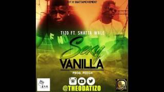 Tizo Ft. Shatta Wale - Sexy Vanilla (Audio)