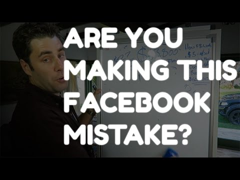 How Facebook Adverts Really Work And Why YOU Keep Failing! (MUST WATCH)