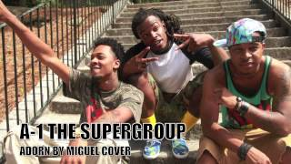 A-1 THE SUPERGROUP ADORN COVER!!!
