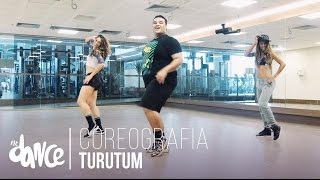 Turutum - MC Kevinho - Coreografia |  FitDance - 4k
