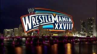 WWE WrestleMania 28 Theme Song