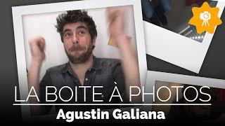 """Agustin Galiana (Clem) : """"Je suis célibataire, ça t'intéresse ?"""" [La Boîte à photos]"""