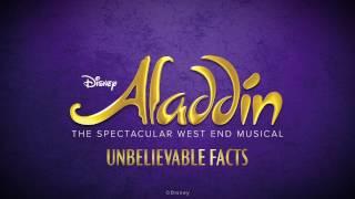 ALADDIN London: Unbelievable Facts - Part One