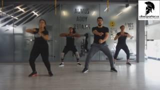 Rompe la Cintura - Alexis y Fido ft. Ulises Spartacus (Zumba)