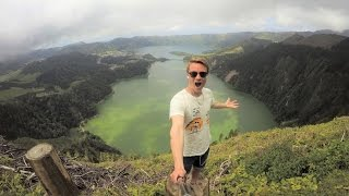 Backpacking Azores