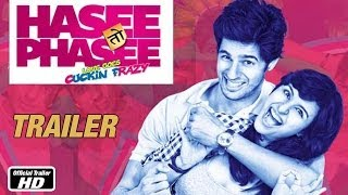 Watch unusual romance of Parineeti - Sidharth in Hasee to Phasee trailer