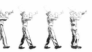 Marching Band Animation Sad