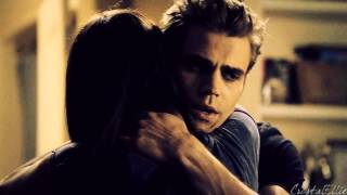 Vampire Diaries || Elena & Stefan - Live for Today