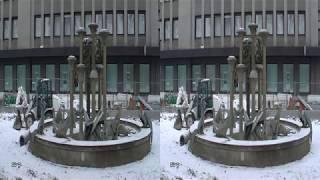 Mannheim hat 'was (MA30) -'mal winterlich weiß (3D)