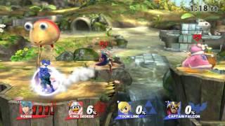Sinbad: Final Smash Clean Up