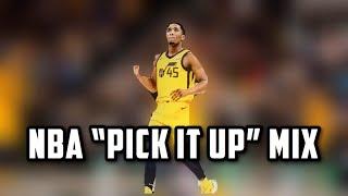 "Nba Highlights ""Pick it up"" mix"