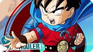 DRAGON BALL FUSION Trailer German Deutsch (2017) 3DS Game