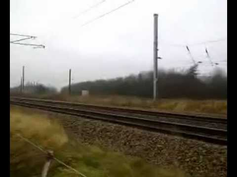 UNION OF SOUTH AFRICA 60009 STEAM TRAIN 24TH NOV 2012