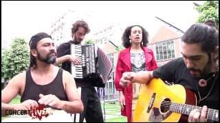 "La Yegros: session live ""Viene de Mi"""