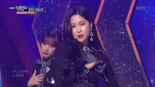 뮤직뱅크 Music Bank - 꿈꾸는 마음으로 - 우주소녀 (Dreams Come True - WJSN).20180309