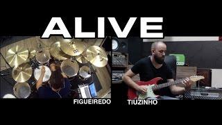 ALIVE -Tiuzinho - feat Vinicius Figueiredo (Live)