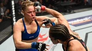 Top 5 Ronda Rousey KNOCKOUTS!