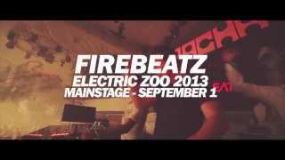 Firebeatz - Electric Zoo 2013 Mainstage