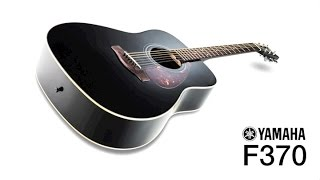 Yamaha F370 Acoustic Guitar Overview