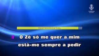 ♫ Demo - Karaoke - ENFERMEIRA TOP - Elena Correia ft. José Malhoa