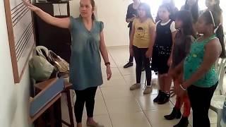 Exercício , harmonia entre as vozes 3