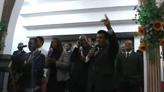 Quarteto Alfa na Assembléia de Deus Min. Ipiranga em Lençóis Paulista - Adilp - 12