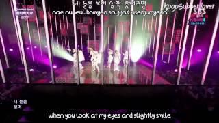 GOT7 - Stop Stop It (하지하지마) LIVE [Eng Sub+Romanization+Hangul] HD