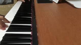 「asphyxia」(東京喰種:re)のサビをピアノで