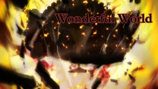 【Madoka Magica】 What A Wonderful World 【HD】