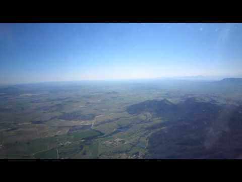 Turkish Airlines Landing Cape Town South Africa #1