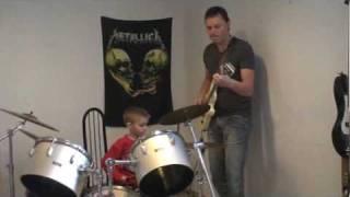 Xavier Goupil Drum ACDC.mpg