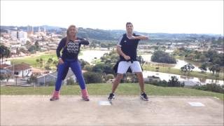 Zumba Fitness - Staying Alive - Bee Gees Cover - Dance Routine