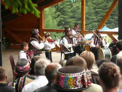 """The """"Hutsuly"""" Folk Music Band from Verkhovyna (Ivano-Frankivsk Oblast', Ukraine)"""