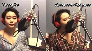 [Mash Up] Don Omar - Encanto(Feat.Sharlene Taule) & Ivy Queen - Ámame O Mátame(Feat.Don Omar) Cover