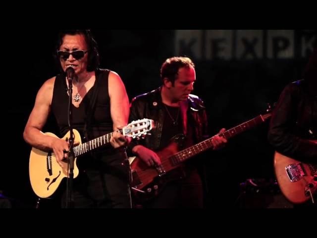 Vídeo de la canción I Wonder de Rodriguez