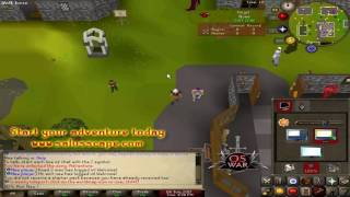 RSPS Epic Oldschool Deadman Server Creating Account