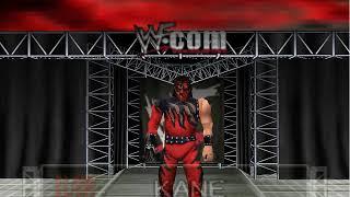 WWF Wrestliemania 2000 N64 Kane Entrance with Kane 2003 Theme N64