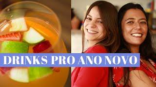 3 DRINKS PARA ARRASAR NO ANO NOVO