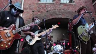 Miles Nielsen and the Rusted Hearts - Heavy Metal - Live Caradco Plaza Dubuque, IA.