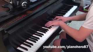 Fate/Stay Night: Unlimited Blade Works OP - ideal white - Piano Arrangement