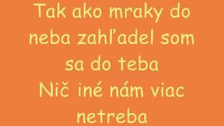 Peto Kotula feat. Tina - Tak Ako+text