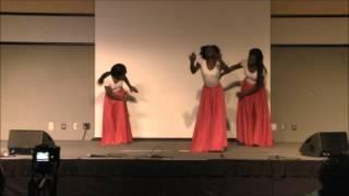 AVU Praise Dance  - Fill Me Up by Casey J