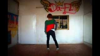 """Dazzling Red """"This Person"""" Dance Cover Da-Fly"""