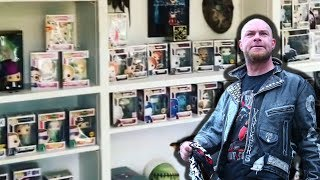 Five Finger Death Punch Singer Ivan Moody Shows Off Vegas Home | Rock Feed