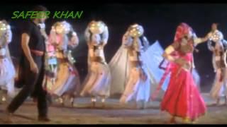Tujhe Na Dekho Toh Chain - Rang (1993)HD Full Song width=