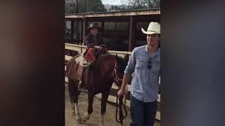 Gavin the Cowboy!