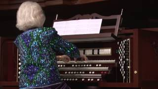 Toccata In Seven, performed by Diane Bish